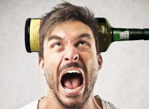 Плохой способ бросить пить