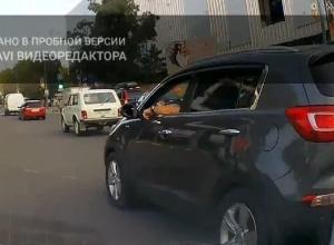 Правило проезда «круга» вызвало затруднение у новороссийских водителей
