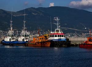 Ущерб разлива нефти в новороссийском порту составил более 5 млн рублей
