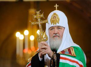 Патриарх Московский и всея Руси Кирилл возглавил Божественную литургию в храме  Новороссийска