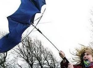 В Новороссийске ожидается шквалистый ветер