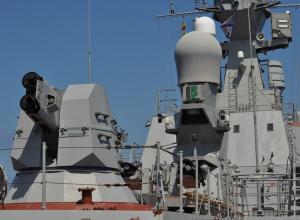 В Новороссийске начались ходовые испытания корабля «Вышний Волочек»