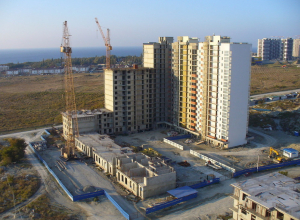 Три компании-инвестора ведут обсчет объемов новороссийских объектов «КЖС»