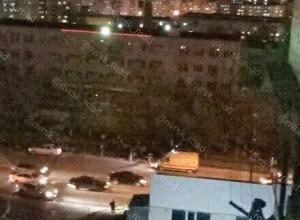 В Новороссийске две машины протаранили ограждения