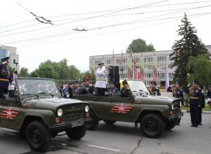 Парад Победы завершился в Новороссийске