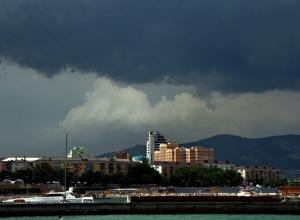 Дождь ожидается в Новороссийске