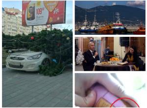 Чем запомнилась прошедшая неделя в Новороссийске