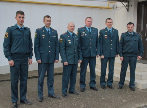 Новороссийский отдел надзорной деятельности и профилактической работы МЧС России признан лучшим в крае