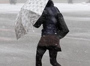 Дождь с сильным ветром и похолодание к вечеру ожидаются в Новороссийске