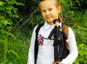 Мерьем Сейтамерова победила в конкурсе «Полицейский Дядя Стёпа»