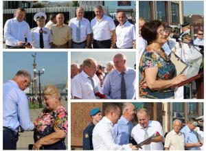Звание «Патриот Новороссийска» присвоено девяти жителям