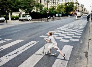 Ребенок попал под колеса автомобиля в Новороссийске