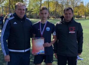 Юные игроки «Черноморца» не оставили соперникам вариантов в первой лиге