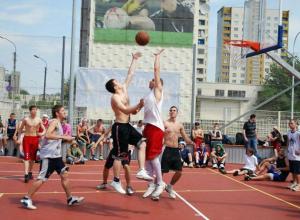 В Новороссийске пройдет турнир по стритболу