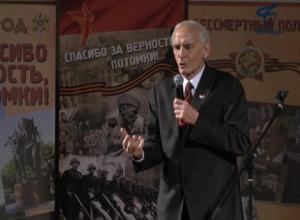 Новороссийцы смогут увидеть моноспектакль с народным артистом СССР Василием Лановым