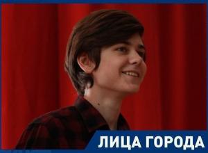 Математику писал трясущимися руками, - выпускник Владимир Шевцов