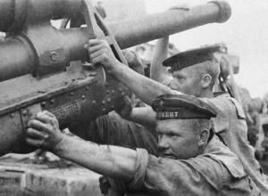 24 апреля 1943 года в Новороссийске. На 75 лет назад
