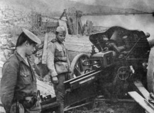 У отряда Цезаря Куникова, сформированного в Новороссийске, не хватало боеприпасов