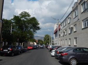Новую парковку оборудуют в центре Новороссийска