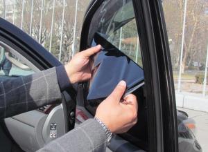 Со следующего года в России вырастут штрафы за незаконную тонировку