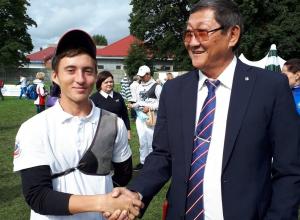 Новороссиец выполнил норматив Мастера Спорта России по стрельбе из лука