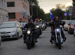 Глава Новороссийска Игорь Дяченко стал «Ночным волком»