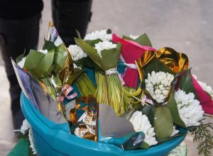 Новороссийцы рискуют купить «браконьерские» цветы