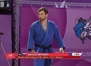Новороссиец завоевал серебро на студенческих играх в  Китае