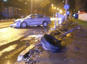 Два водителя решили, что можно ездить без прав и устроили ДТП в Новороссийске