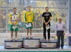 Новороссийские пловцы успешно выступили на Краевых соревнованиях
