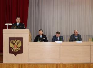 Полицейские Новороссийска рассмотрели 95844 заявления о преступлениях за 2017 год