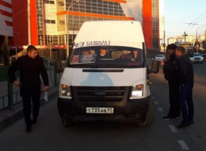 Управление транспорта Новороссийска вышло на проверку