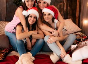 Сразу четверо девушек стали следующими участницами конкурса «Снегурочка 2018»