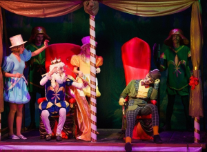Более 30 новогодних представлений проведёт новороссийский «Морской культурный центр»