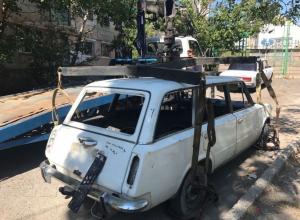 История с опасной машиной в Новороссийске получила продолжение