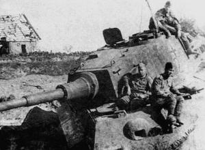 Новороссийск 75 лет назад: «зеленый» истребитель танков