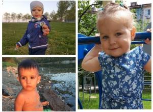 Евгения, Тимофей и Тимур - участники конкурса «Детки-конфетки»