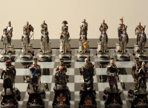 Календарь: 20 июля – день шахмат