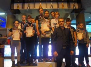 Турнир «Золотая кегля» прошел в Новороссийске