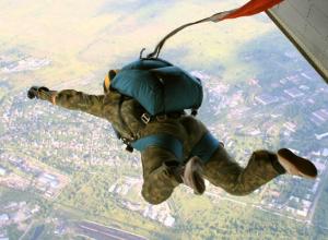 Египетские десантники впервые прыгнут с российским парашютом в Новороссийске
