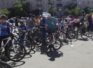 Маршрут «Велотура памяти» пролегает через  Новороссийск
