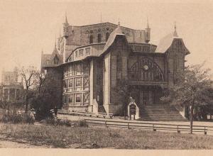 Календарь: 25 апреля сдано в эксплуатацию здание новороссийского Нового театра