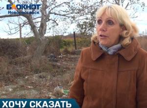 Нет вообще условий для транспорта, - жительница Новороссийска о новом маршруте №7