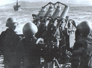 Высадка десанта в Новороссийске. На 75 лет назад.