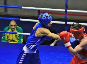 Данил Капустов из Новороссийска - третий на Всероссийских соревнованиях по боксу