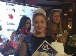 Определилась победительница конкурса «Королева пляжа»