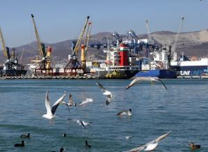 Новороссийскому порту сняли «наручники», и он теперь на воле