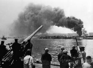Каким было 12 февраля 1943 года в Новороссийске. На 75 лет назад.