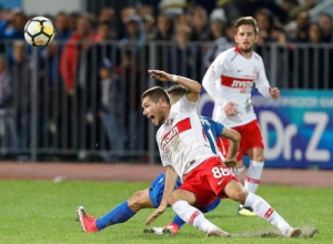 «Спартак» объяснил низкую результативность игры с «Черноморцем» в Новороссийске