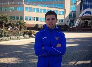 Дмитрий Лопин из Новороссийска стал бронзовым призером Чемпионата России